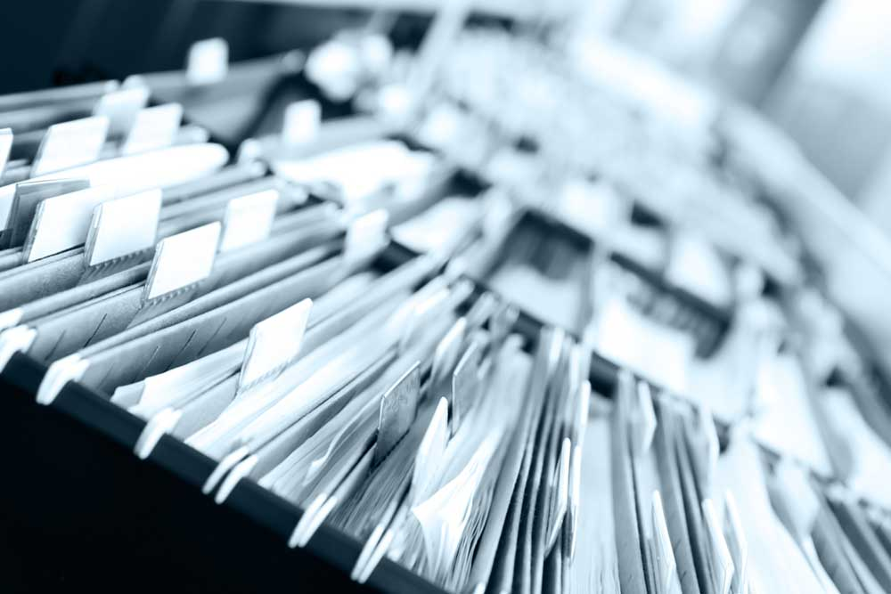Niszczenie dokumentów